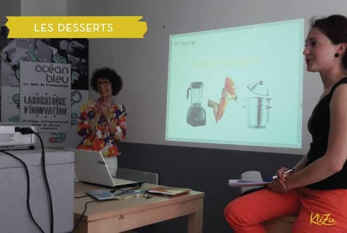 3ème Atelier-Conférence : Desserts de fêtes