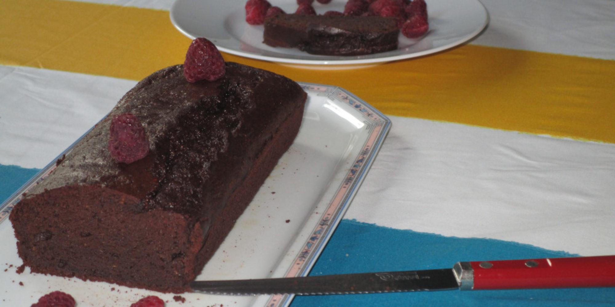 La courgette à la place du beurre dans un gâteau au chocolat?